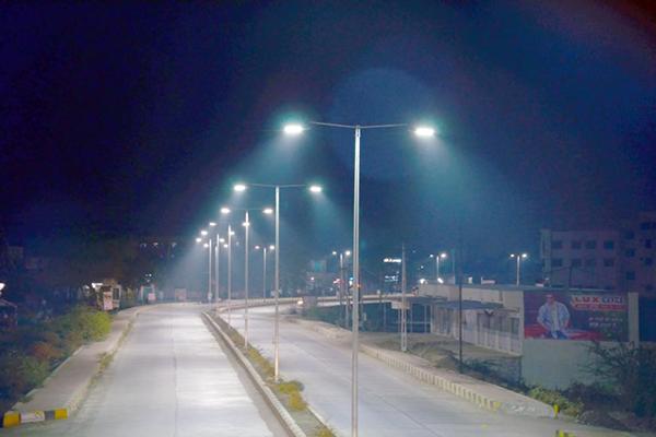 Integrated Led Street Lights C360 176 Ioe